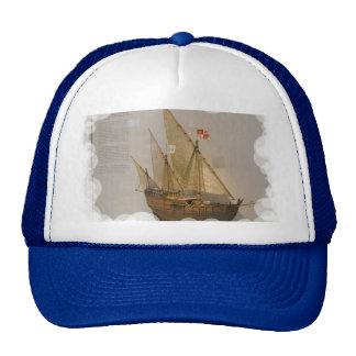 Naves de los exploradores del mundo, Vasco da Gama Gorro