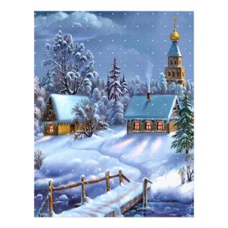 Navidad 1376 flyer personalizado