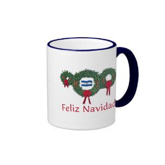 Navidad 2 de El Salvador Taza