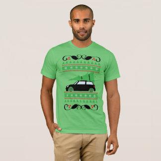 Navidad 2 de Mini Cooper Camiseta