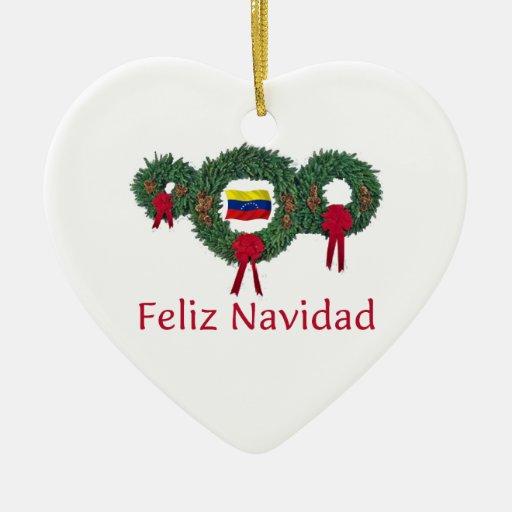 Navidad 2 de Venezuela Adorno Para Reyes