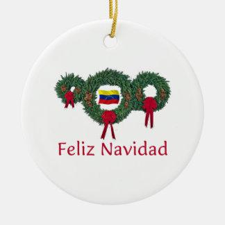 Navidad 2 de Venezuela Ornamento Para Arbol De Navidad
