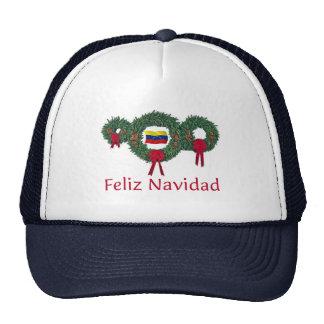 Navidad 2 de Venezuela Gorra