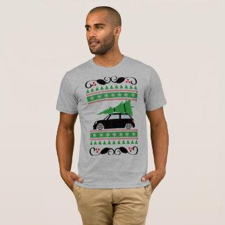 Navidad 3 de Mini Cooper Camiseta