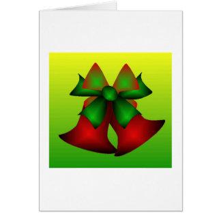 Navidad Belces III Tarjeta De Felicitación