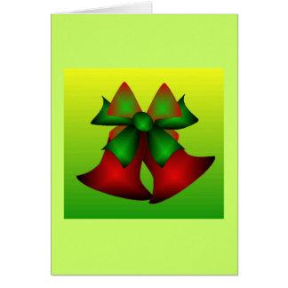 Navidad Belces V Tarjeta De Felicitación