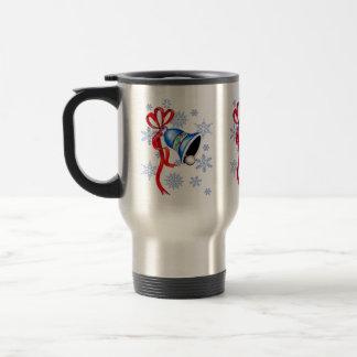 Navidad Bell y tazas de los copos de nieve - 7