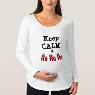 Navidad Camiseta De Premamá