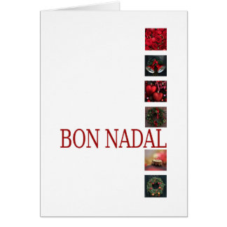 navidad catalan nadal del bon felicitaciones