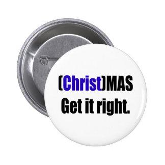 Navidad Pin