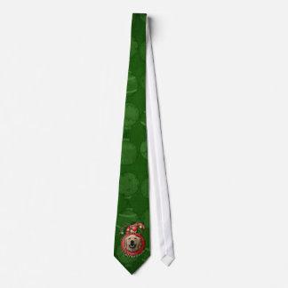Navidad - cubierta los pasillos - perros corbatas
