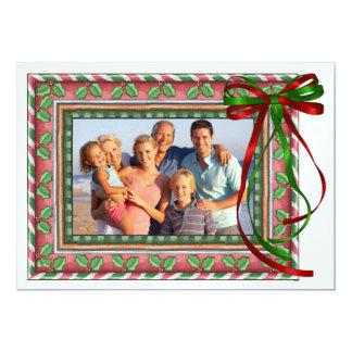 Navidad de la foto - SRF Anuncio Personalizado