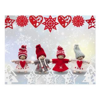 Navidad de la fraternidad postal