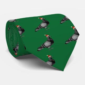 navidad de la paloma corbatas personalizadas