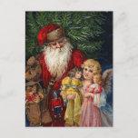 Navidad de las muñecas del Victorian del ángel de