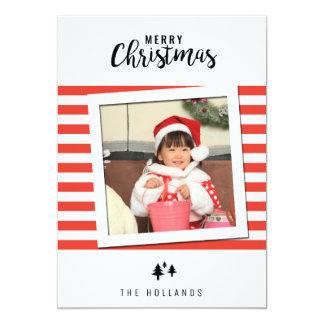 NAVIDAD de las tarjetas de Navidad del estilo del