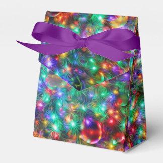 Navidad de lujo caja para regalos
