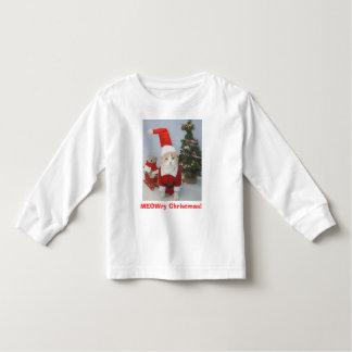 ¡Navidad de MEOWry! Camiseta