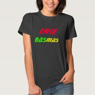 Navidad de Rasta Camiseta