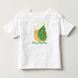 Navidad de Slimey Camiseta De Bebé