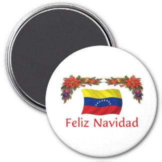 Navidad de Venezuela Imán Para Frigorífico