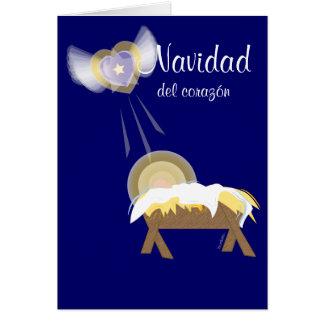 """""""Navidad Del Corazon"""" - modificado para requisitos Tarjeta De Felicitación"""