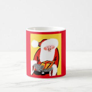 Navidad del padre, taza