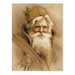 """Navidad del vintage """"de las Felices Navidad"""" Tarjetas Postales"""