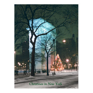 Navidad en Nueva York (descuento en tarjetas