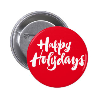 Navidad feliz cristiano moderno de los días de chapa redonda 5 cm