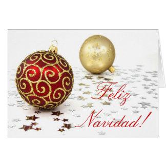Navidad Feliz Navidad Tarjeta De Felicitación