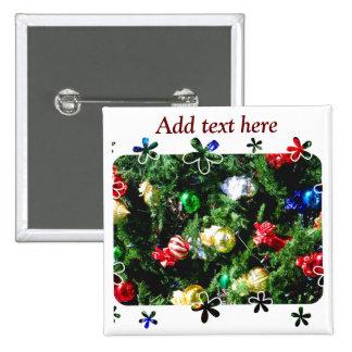 Navidad Greetings_ Pin