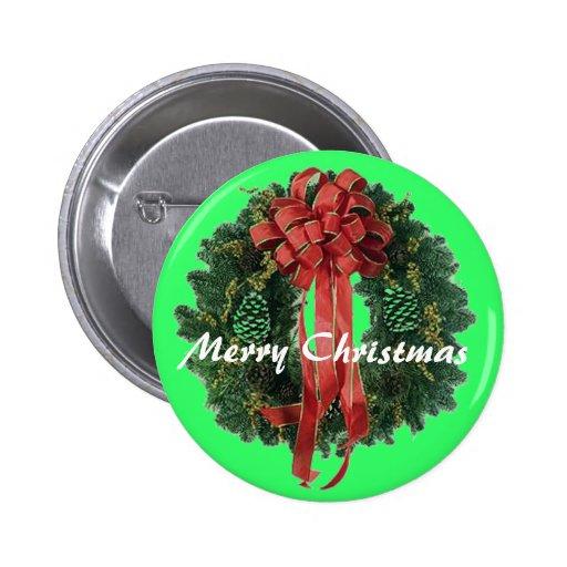 navidad-guirnalda, Felices Navidad Pins
