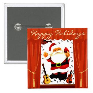 Navidad - Ho Ho Ho #2, buenas fiestas Pins