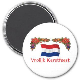 Navidad holandés imanes
