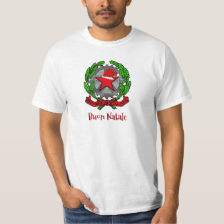 Navidad italiano camiseta