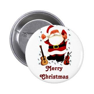 Navidad Joy_ Chapa Redonda 5 Cm