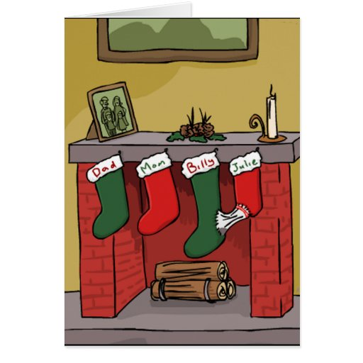 Navidad listo disimulado que almacena la tarjeta d
