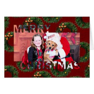 Navidad - Minnie - boxeador X Felicitación