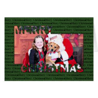 Navidad - Minnie - boxeador X Tarjeton