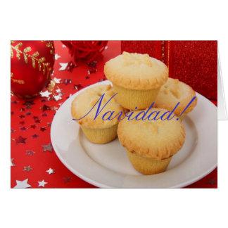 Navidad Navidad III Tarjeta De Felicitación