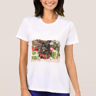 Navidad - Pomeranian - Gucci Camiseta