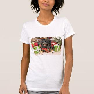 Navidad - Pomeranian - Gucci Camisetas