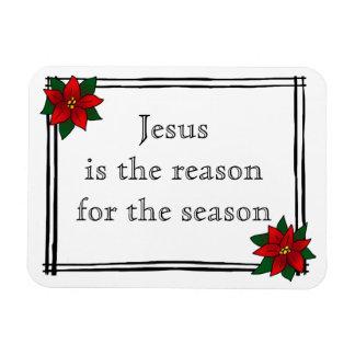 Navidad que significa el imán