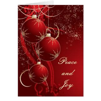 Tarjetas e invitaciones de navidad elegantes - Tarjetas de navidad elegantes ...
