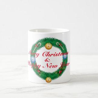 Navidad Sprit Taza De Café