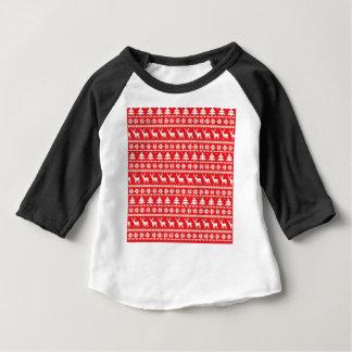 Navidad suéter u ornamento de la gente del Nordic