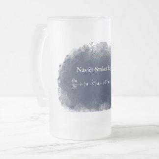 Navier alimenta la taza de la matemáticas y de la