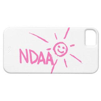 NDAA feliz iPhone 5 Cárcasa