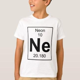 Ne - Neón Camiseta